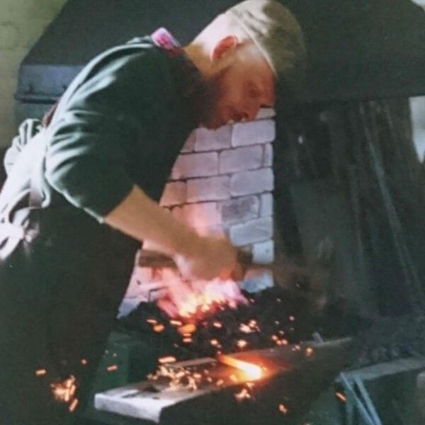 charles-atkinson-blacksmith-forging