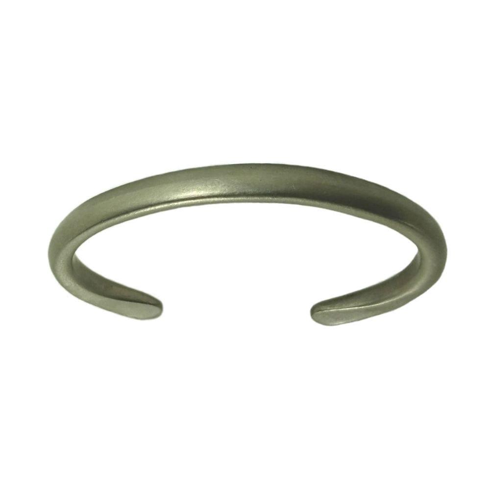 Standard Matt No: 6 - Forged Titanium bracelet by Atkinson Art.
