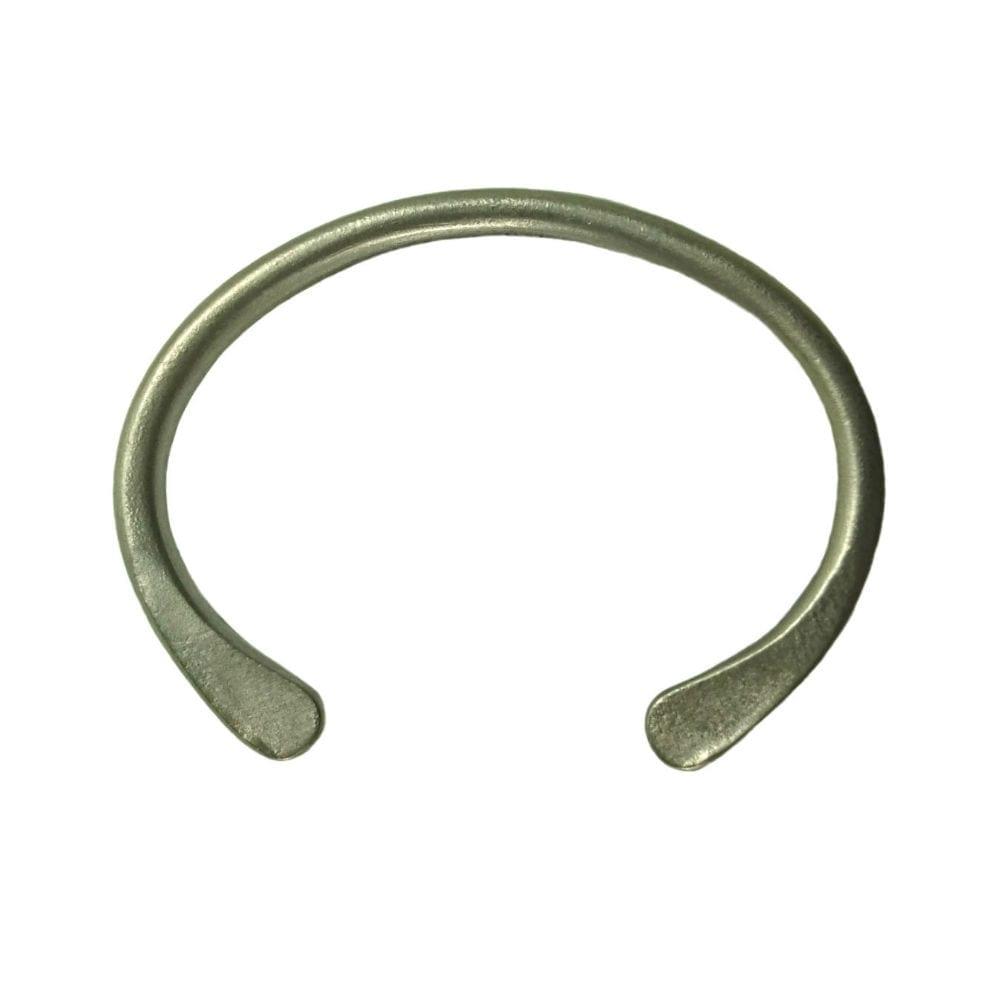 Standard Matt No: 6 - Titanium bracelet by Atkinson Art.