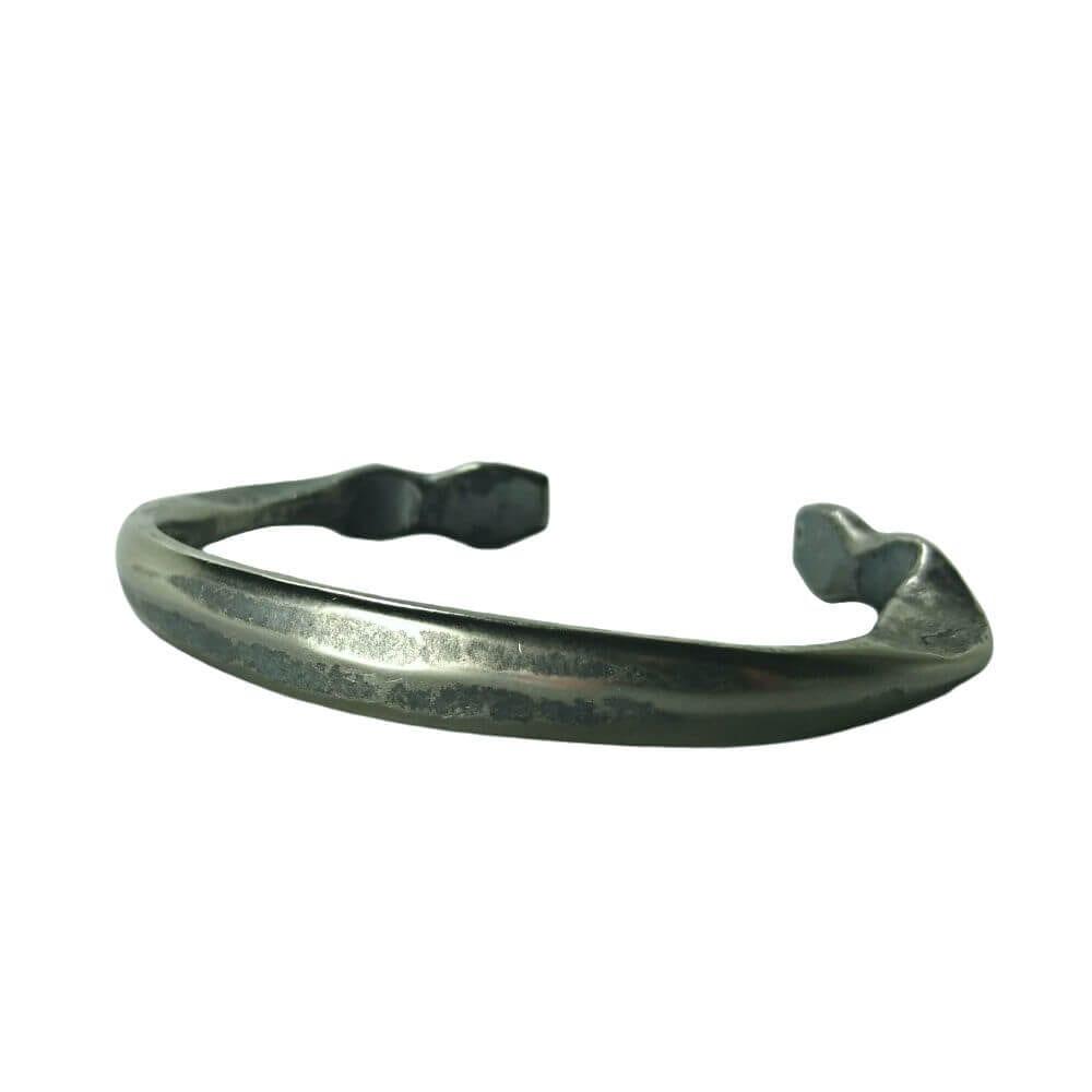 Viking Dragon - Raw VI, forged titanium jewellery by Atkinson Art.