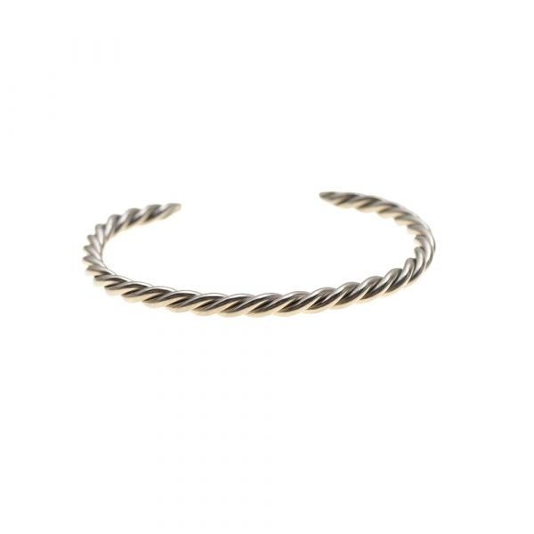 Braided Titanium Bracelet by Atkinson-art, Cornwall, England, UK
