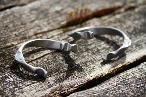 Bespoke - Titanium Jewellery- Atkinson-art.co.uk