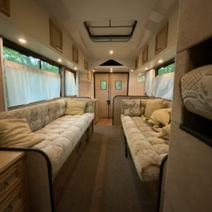 Cool Van Hool Motorhome - Custom RV Landyachts - Wolf And Dingo.com - Source - Service - Design - Build - Hire -
